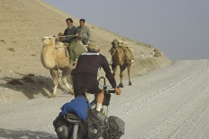Mit dem Rad nach Peking / Beijing by bike